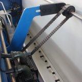 macchina piegatubi della lamina di metallo da 6 millimetri, freno della pressa idraulica di CNC 125 tonnellate di capienza, macchina piegatubi della lamiera sottile di 6mm, macchina piegatubi del piatto idraulico 3200 millimetri