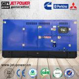 90квт Water-Cooled дизельный генератор бесшумный тип звуконепроницаемых дизельного генератора цена