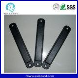 Бирка Анти--Металла ABS пассивная RFID UHF для управления имуществом