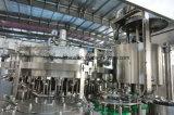 병조림 공장을 채우는 자동 플라스틱 병 청량 음료 탄화된 음료