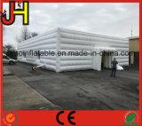 Blanco gigante carpa carpa inflables en venta