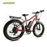 26 بوصة سمين إطار العجلة ثلج [إبيك] جبل درّاجة كهربائيّة لأنّ عمليّة بيع