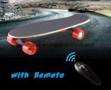 4 het Elektrische Skateboard van wielen met Afstandsbediening