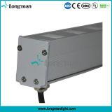 DMX制御18PCS 2W白い屋外LED壁の洗濯機ライト