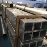 6063 T5 Tube rond en aluminium extrudé