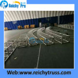 Aluminiumbinder-Stadiums-Binder-Binder-Aufsatz-Zapfen-Binder