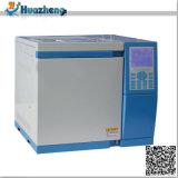 Analyseur dissous par pétrole portatif de contenu de gaz de transformateur de l'analyse Hzgc-1212 de Dga