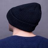 秋および冬の卸し売り暖かい男女兼用のニットの方法帽子の帽子