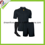 high Quality Breathable Custom Sublimation Soccer Shirt Men's Soccer Uniforms