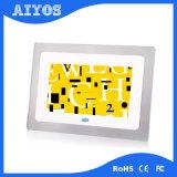 Frame da foto do retrato de Digitas do jogador do anúncio do LCD para o presente relativo à promoção