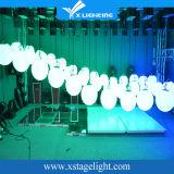 LED DMX de color RGB de elevación cinética Magic Ball mezclador de la luz de la etapa de Guangzhou