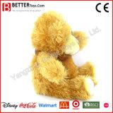 아이를 위한 최고 연약한 박제 동물 장난감 곰 견면 벨벳 장난감
