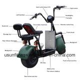 2018 новый дизайн Харлей электрический скутер города Коко с 2подразделения снимите аккумуляторную батарею