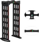 Beweglicher Karosserien-Scanner-Durchlauf-Tür-Metalldetektor