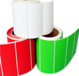 Rolo feito sob encomenda etiqueta autoadesiva impressa da etiqueta