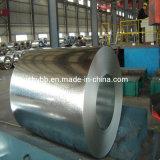 La lamiera di acciaio galvanizzata tuffata calda in bobina, Gi, zinca lo strato d'acciaio rivestito e galvanizzato del tetto