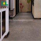 Pavimentazione impermeabile strutturata di lusso della plancia del vinile del PVC, ISO9001 Changlong Cls-28
