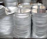 Círculo de aluminio de la hoja