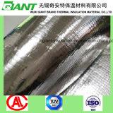 Barrière radiante aluminium perforé face Tissu Sarking bâtiment