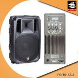 15 Spreker pS-1515au van de FM van de duim USB BR de Plastic Actieve 200W