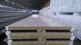 Parcheggio dell'automobile del pannello a sandwich delle lane di EPS/PU/Mineral