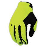 스포츠 장갑 (MAG78)를 경주하는 노란 가득 차있는 핑거 Skidproof 자전거 장갑