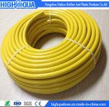Нетоксическим рукав с плетеной внутренней прокладкой PVC шланга сада PVC усиленный волокном