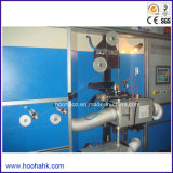 Máquina de extrusión de la envoltura del cable de la fibra óptica para el revestimiento del cable