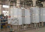 Calefacción eléctrica tanque de almacenamiento de acero inoxidable