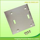 Geval HDD van het Metaal van het Blad van het aluminium het Interne