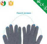 Appel de cartes blanches parlant et gants de Knit d'écran tactile pour Smartphone