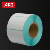 Nombre de marca Etiqueta de papel térmico adhesivo