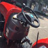 110 granjas diesel de la maquinaria agrícola del HP/cultivo/alimentador del compacto/del jardín/del césped
