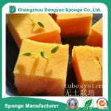 L'éponge de forme carrée avec trous de la mousse de semis de légumes hydroponiques blanc