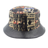 Изготовленный на заказ цветастый шлем Sun рыболовов шлема Burket способа