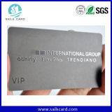 OEMデザイン4オフセット印刷85.6mm*54mm PVC忠誠のカード