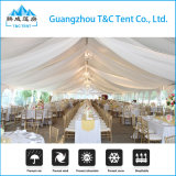 Bend Wedding Event party Tent with to The Flooring and Courtains