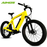 La patente del bastidor de la Grasa de OEM Bicicleta eléctrica de neumáticos