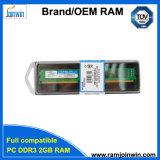 탁상용 기억 장치 렘 DDR3 2GB 1333MHz 상표 칩