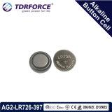 Марец Non-Rechargeable клетки кнопки алкалический для шевера (1.5V AG1/LR60/364)