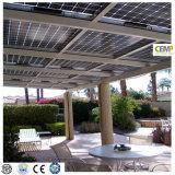 Le soluzioni residenziali di potere hanno applicato il modulo solare monocristallino 275W