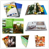 Kundenspezifische Buch-Drucken-Qualitäts-Papiereinbandes Geschichte-Buch-Drucken