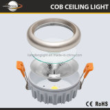 China Top of degrees of High quality 5W-15W LED Spotlight COB Downlight