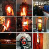 正方形の鋼鉄円形の鋼鉄鍛造材の誘導加熱装置