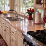 صنع وفقا لطلب الزّبون مطبخ أثاث لازم رخام حجارة حمام [كونتر توب] تفاهة أعالي