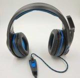 Охладьте шлемофон разыгрыша валика силы звуков качества конструкции басовый мягкий