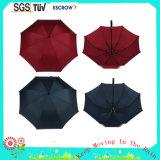 Guarda-chuva Windproof do guarda-chuva do golfe da fibra compressiva