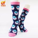 Großhandelsqualitäts-Baumwollfrauen-Kleid-Socken