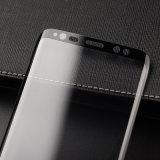película por completo curvada del protector del vidrio Tempered 5D para Samsung Note8