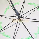 Новая конструкция зонтика Poe, зонтик автомобиля открытый прозрачный прямой